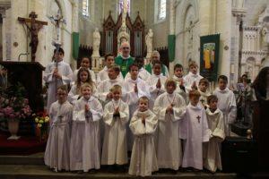 FORMATION SERVANTS D'AUTEL @ église DERVAL