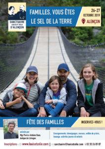 FETE DES FAMILLES ALENCON @ SANCTUAIRE LOUIS ET ZELIE D'ALENCON
