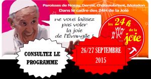 Festival de la joie @ Abbaye de Melleray