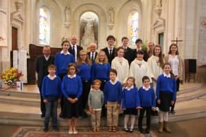 Christ Roi - Petits chanteurs @ Eglise DERVAL