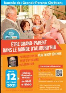 Journée des grands-parents @ Maison St Clair NANTES
