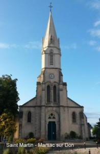Messe pour la paix @ Eglise Marsac sur Don