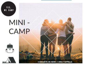 Mini camp collégiens et lycéens @ abbaye de Melleray