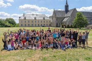 Retrouvailles du camp d'été @ Abbaye de la Melleray | La Meilleraye-de-Bretagne | Pays de la Loire | France