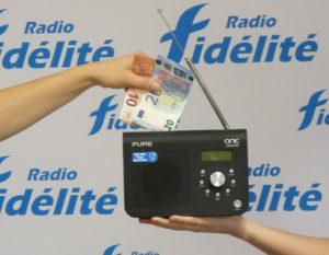 RADIO DON Radio fidélité @ NANTES
