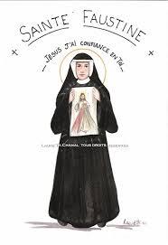 A l'écoute de Ste Faustine @ Maison paroissiale NOZAY