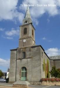 Messe et bénédiction d'une croix @ Eglise de SION LES MINES | Sion-les-Mines | Pays de la Loire | France