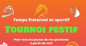 Tournoi festif 2021 @ INSTITUTION ST DONATIEN DERVAL