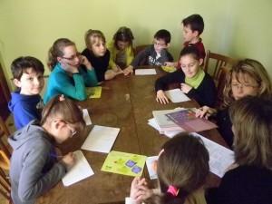 Groupe ACE sur Saint CLair