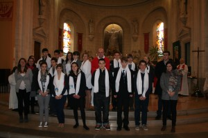Confirmation 2013