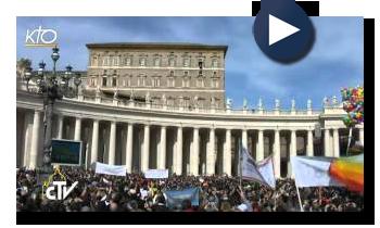 KTO TV: Vu de Rome